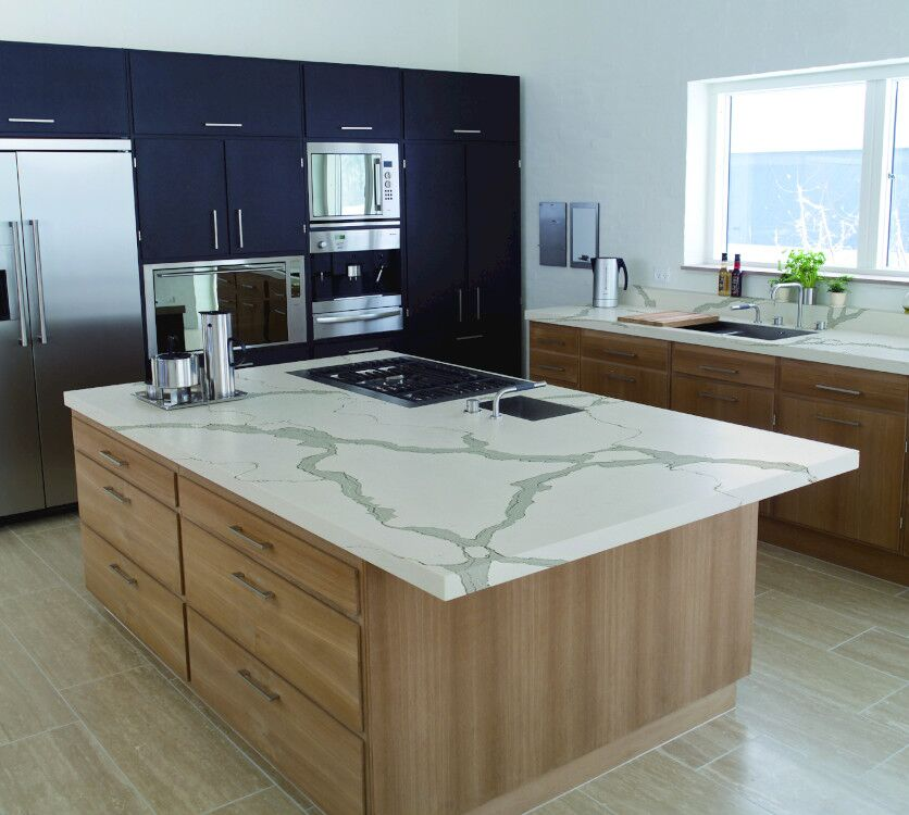 Quartz Worktops Kitchen Countertops