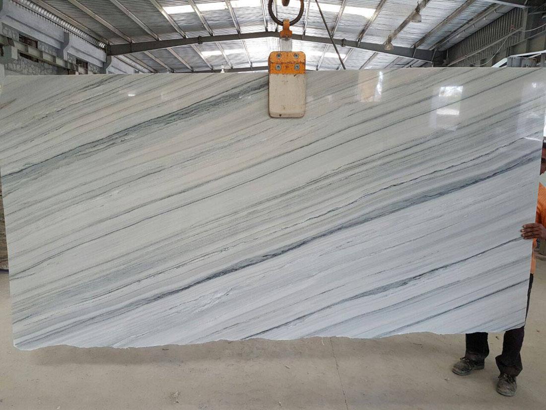 Raymond White Marble Indian White Marble Stone Slabs