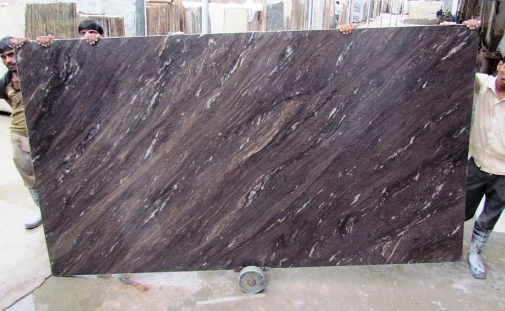Indian Scorpio Brown  Marble