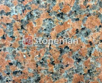 Red Balmoral G562 Granite