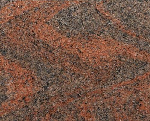 Red Multi Color Honed Granite