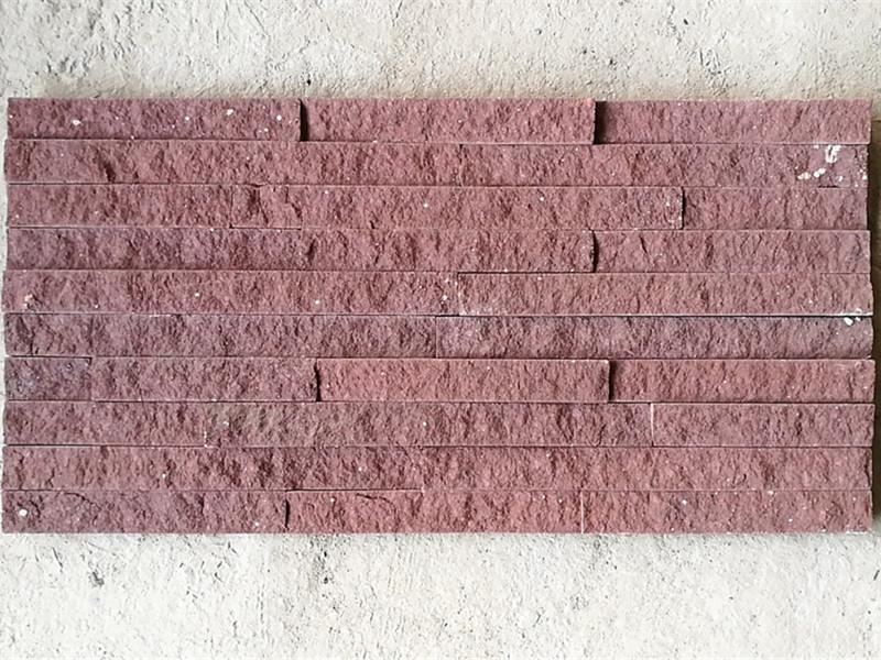 Red Sandstone Wall Stone Veneer