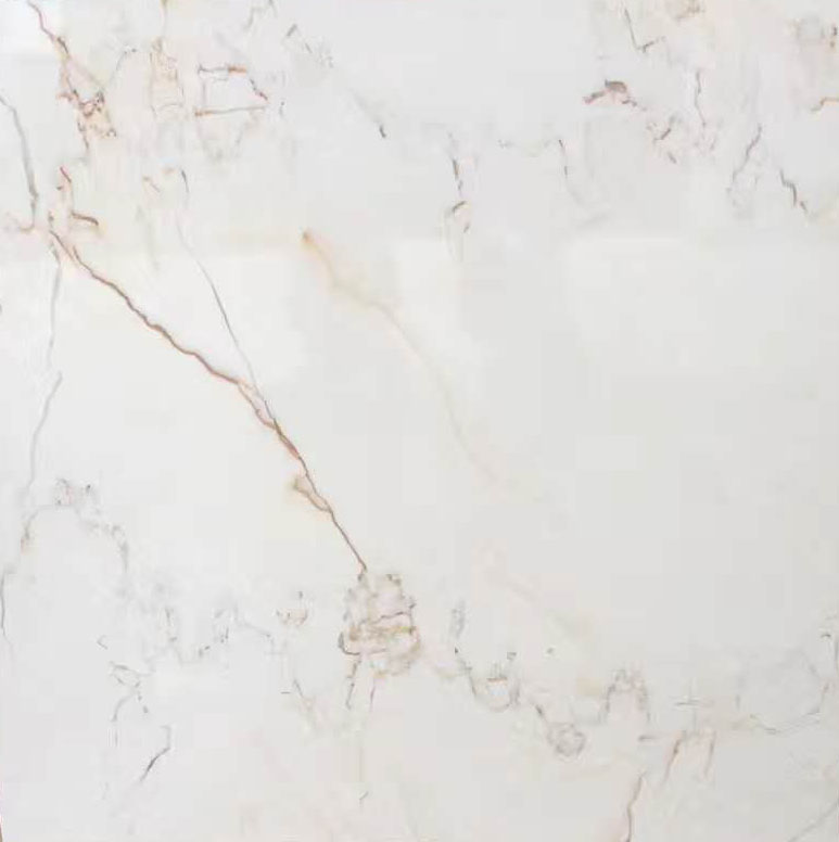 Rhythmic light beige marble