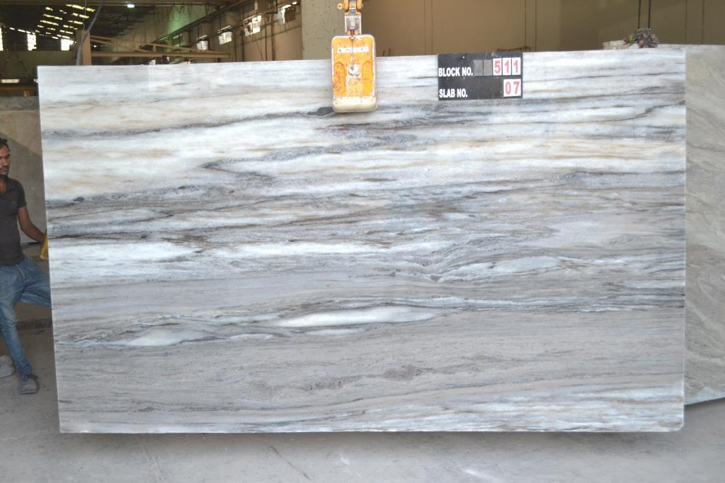 River Silk Marble Slabs