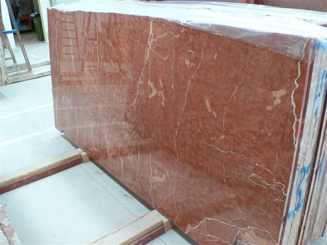 CN Rojo Alicante Marble Red Spain Red Marble Slab