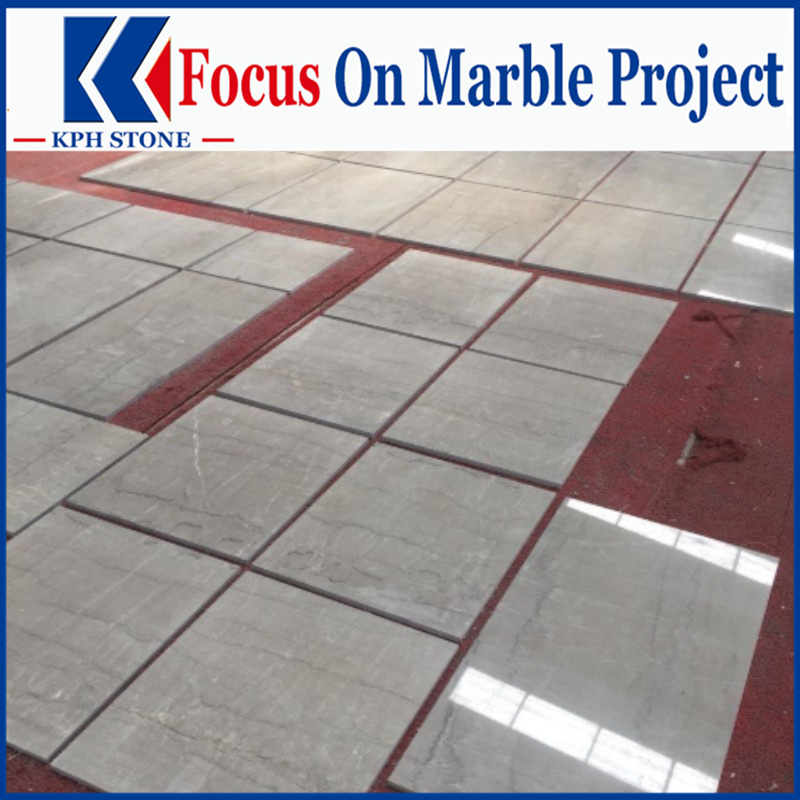 Romania Grey Marble Engineering Tiles for Pullman Hotels