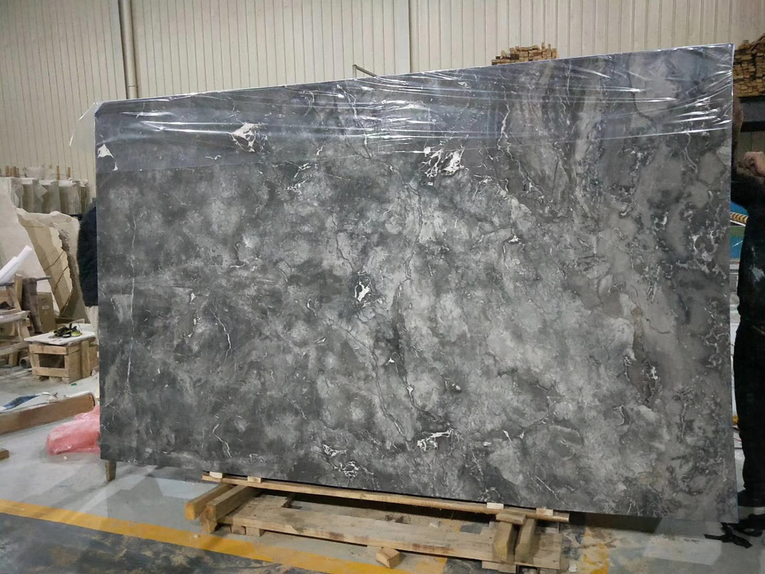 Romantic Grey Marble