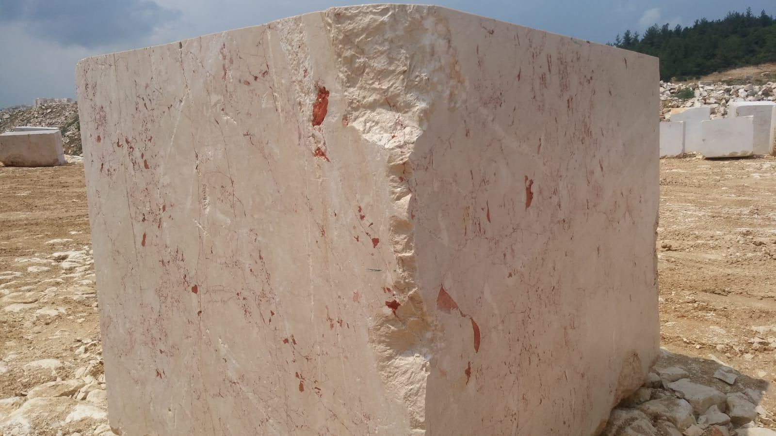 Rosalia Marble Blocks