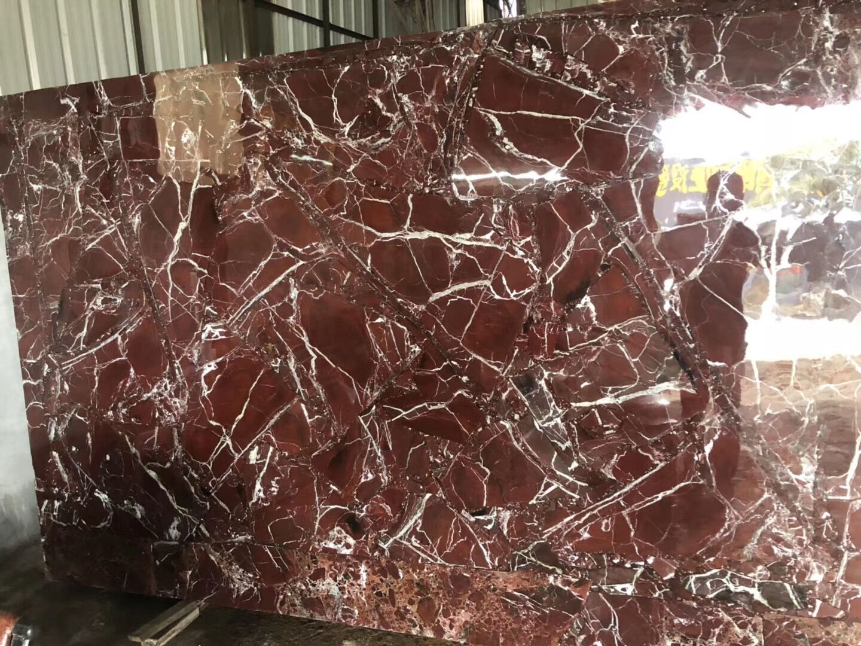 Rosso Levanto Marble Big Slab