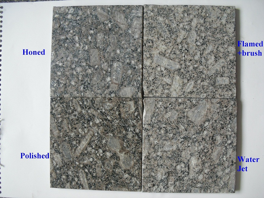 China Brown Royal Coffee Granite Tiles