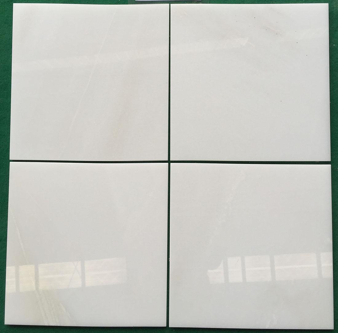 Zhongxi White Marble Tiles