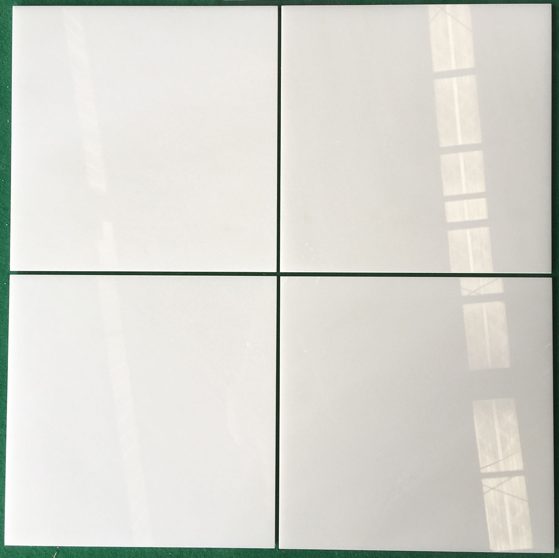 Crystal Snow White Stone Panel  Wall Tiles  Slabs