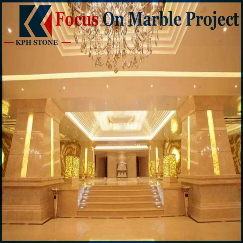 Royal Yellow Marble for Project