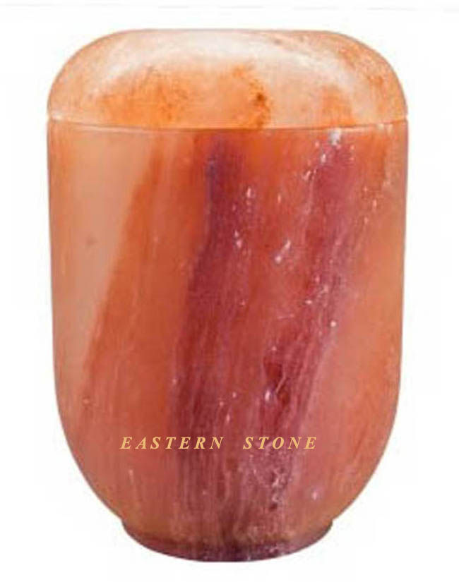HIMALAYAN SALT BIODEGRADABLE CREMATION URNS
