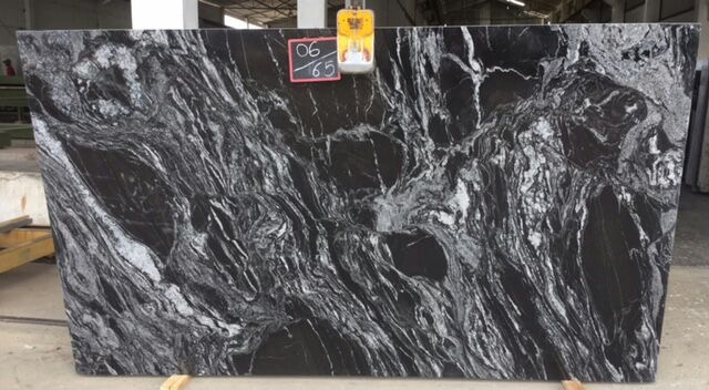 Silver Waves Granite Slabs Polished Indian Granite Slabs