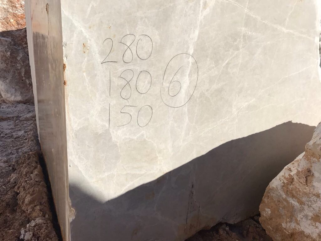 SPIDER GREY MARBLE BLOCK TURKEY