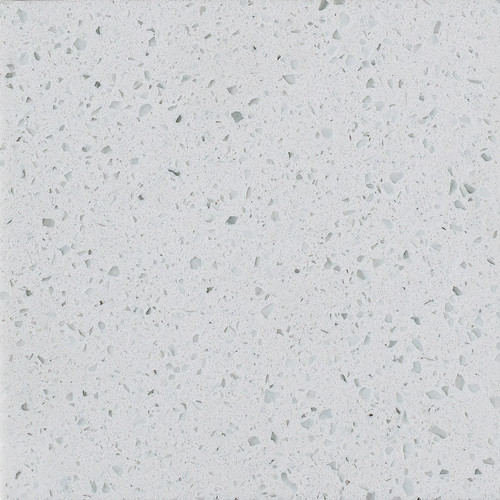 Crystal white quartz stone for bathroom kitchen tops