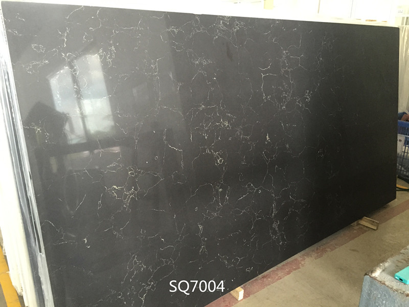 Marble Look Quartz Stone Professional Quartz Slabs Manufacturer Factory in china