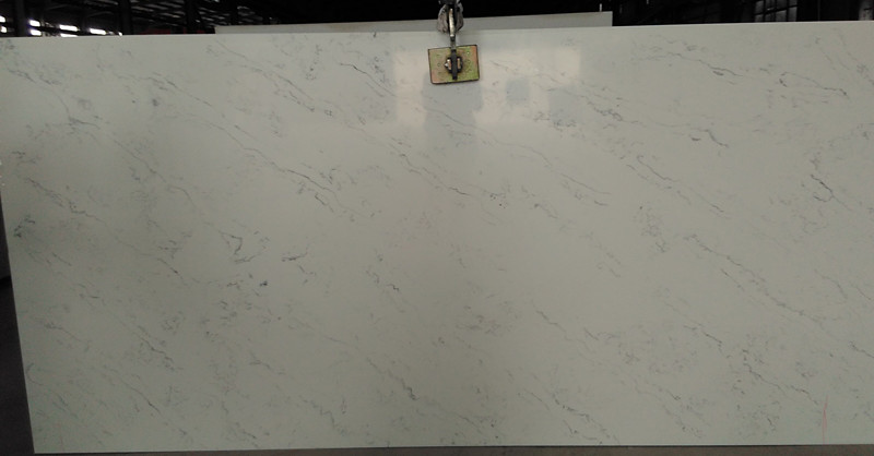 Experienced Supplier of Artificial Quartz Stone Various Colors Quotation Calacatta white color quartz