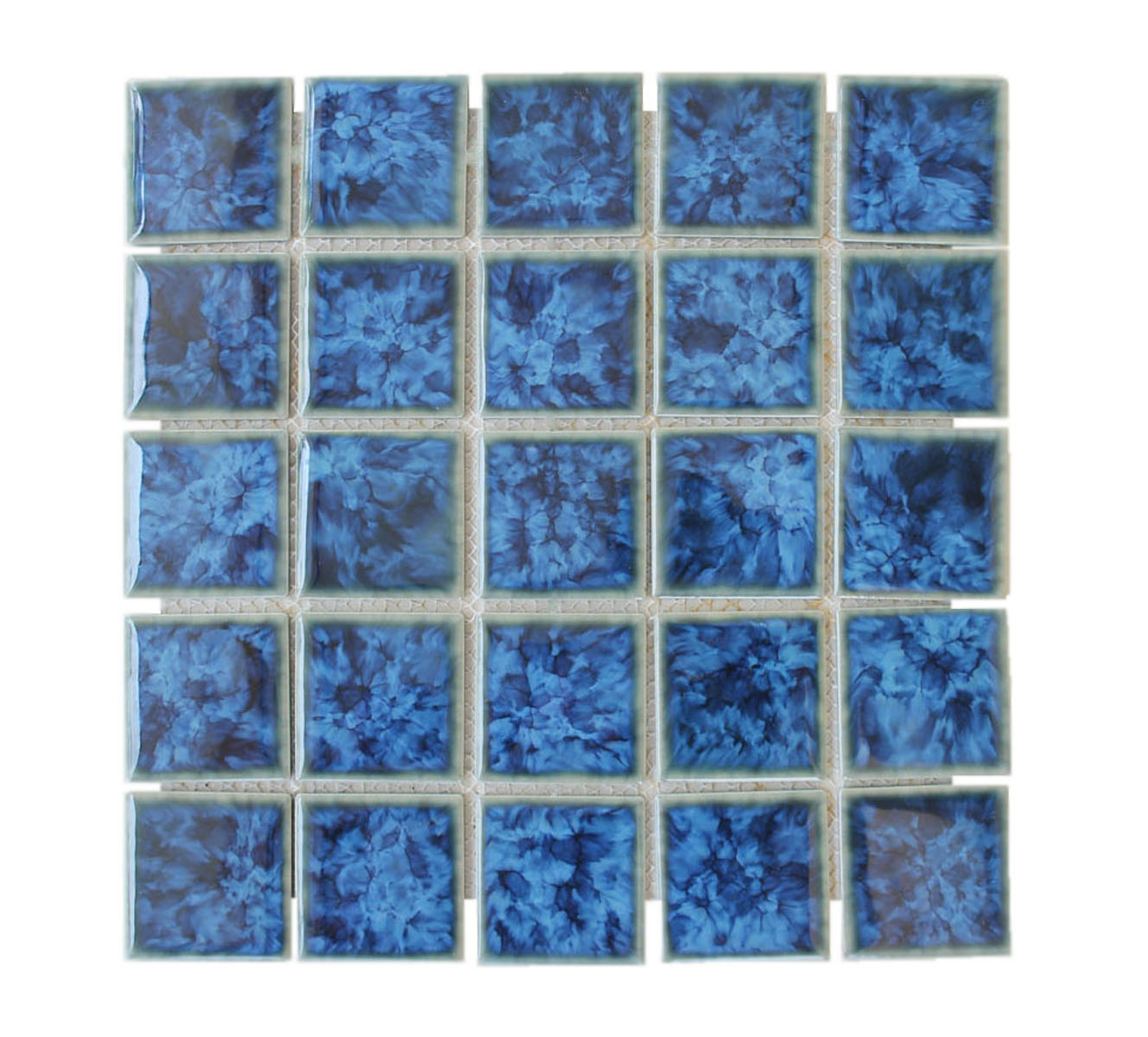 Bali Glazed Ceramic Mosaic Swimming Pool Tiles Indonesia Mosaic Porcelain Tile & Cearmic Tile