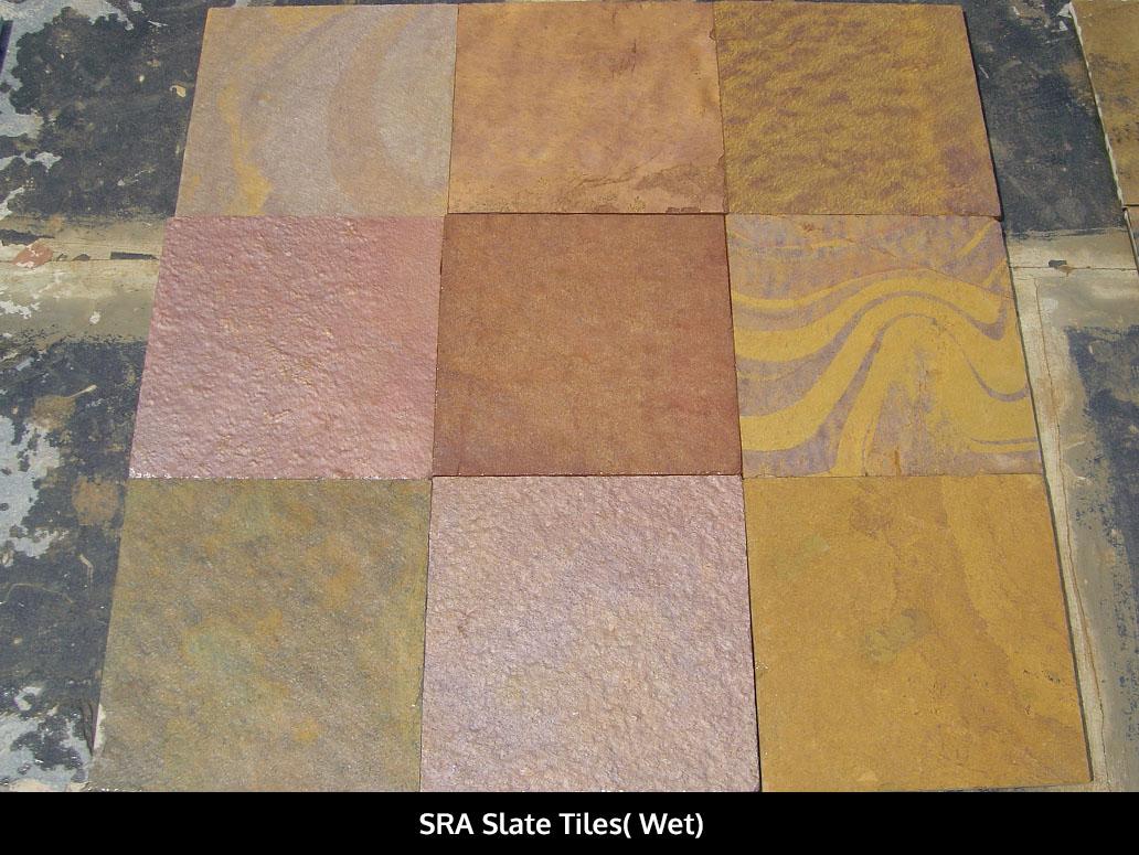 SRA Slate Tiles