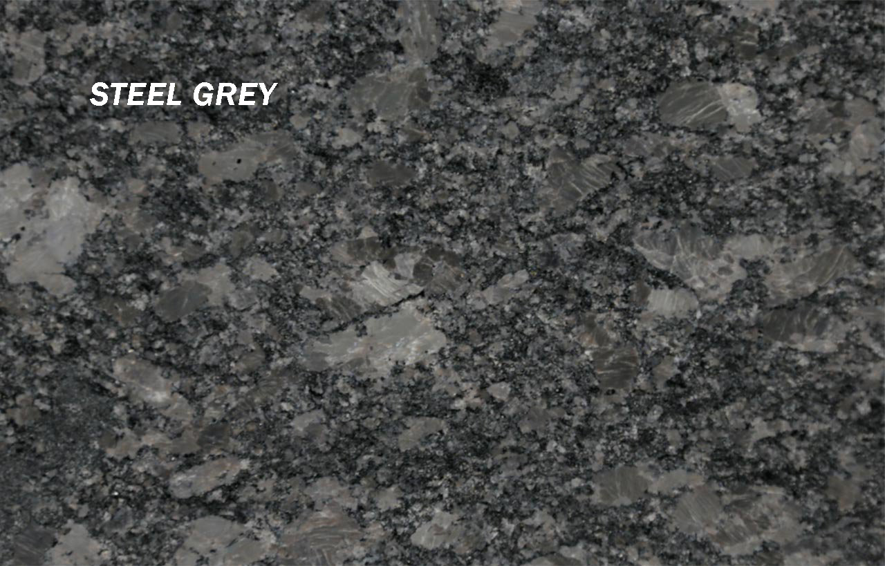 Steel Grey Granite