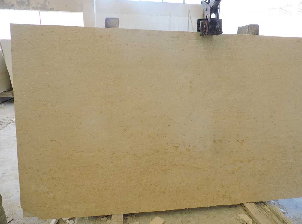 Samaha Beige Polished Marble Slabs