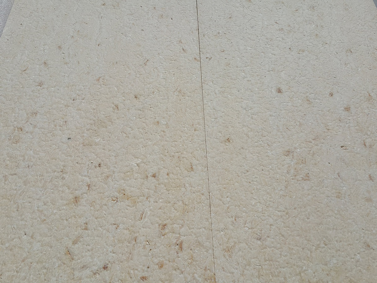 Samaha Beige Brushed Marble Tiles