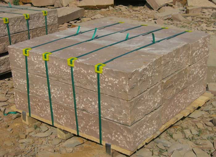 Sandstone Blocksteps