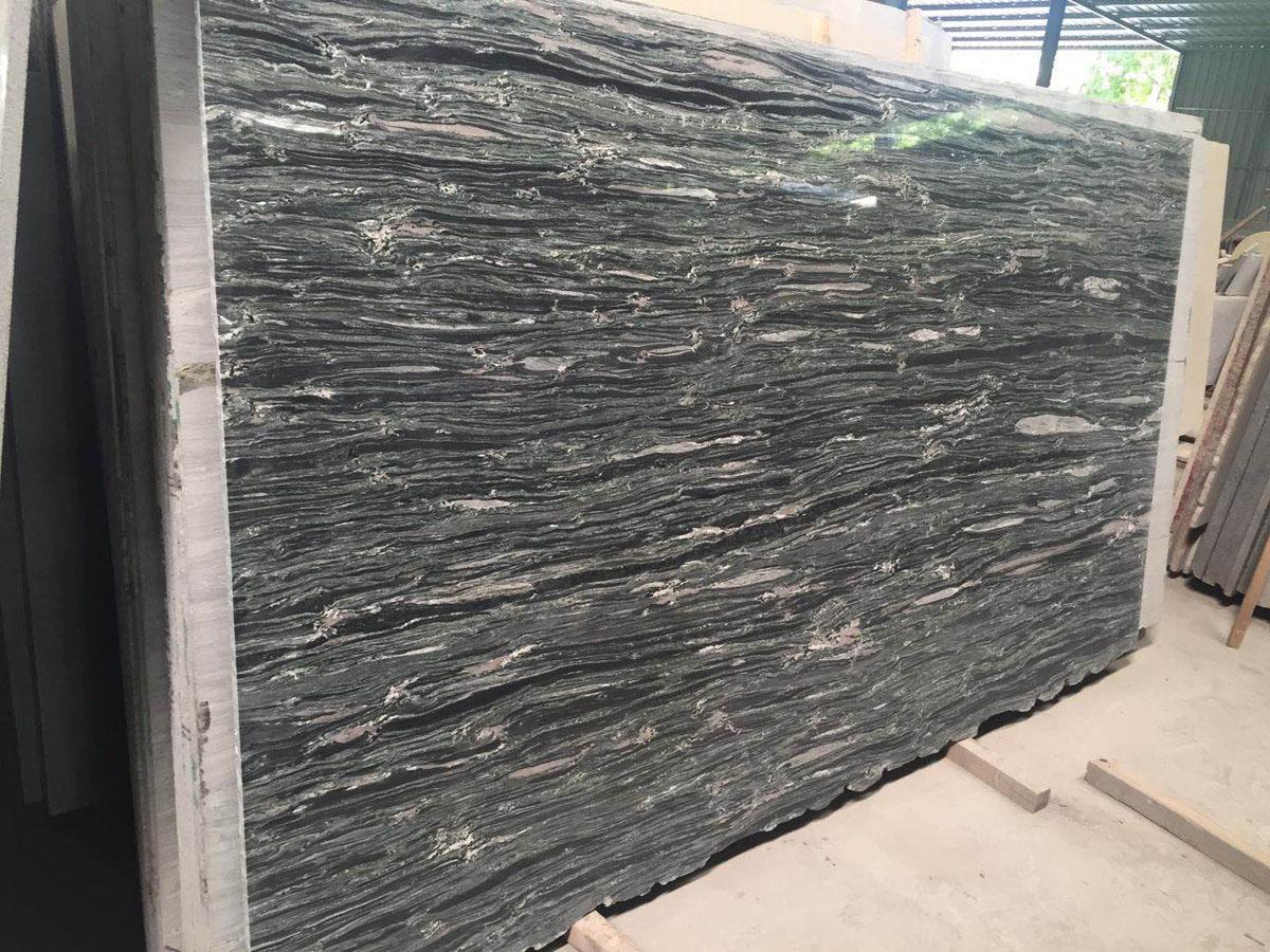 Sea Wave Green Granite Stone Slabs
