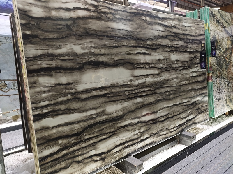 Brazil Sequoia Brown Quartzite Slabs