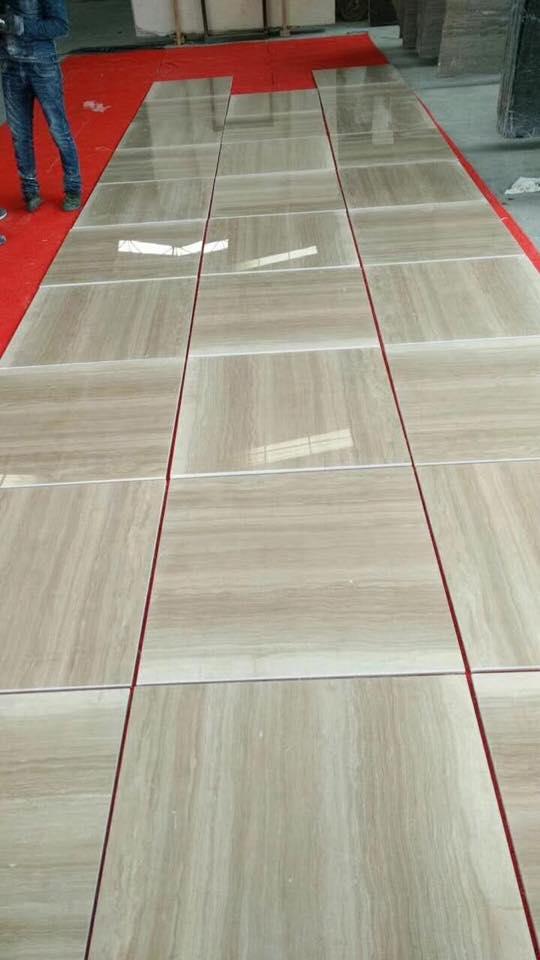 serpeggiante marble tiles
