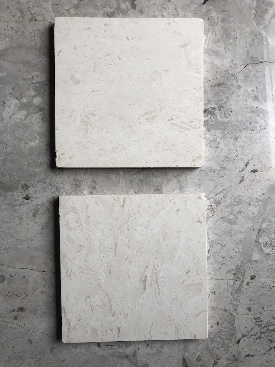 Shell Beach Limestone Tiles