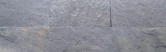Silver Grey - Natural - 600x300 mm Quartzite Tiles