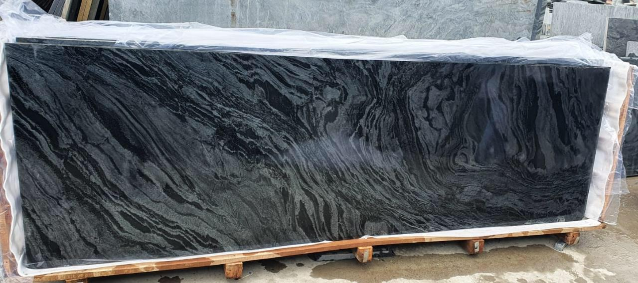 Silver Grey - Polished Slabs