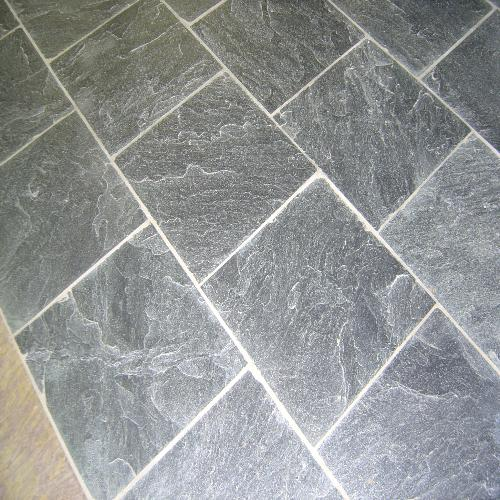 Silver Grey Natural Finish Tiles