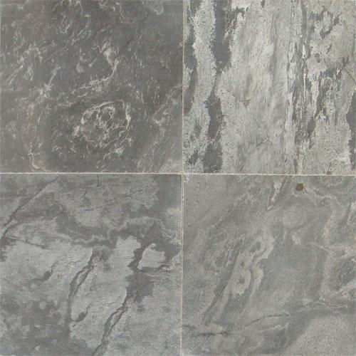 Silver Grey Polished Tiles