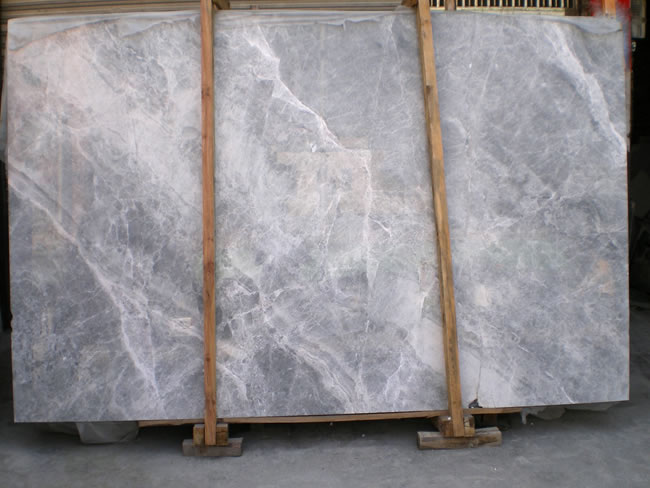 Silver Marble Slabs