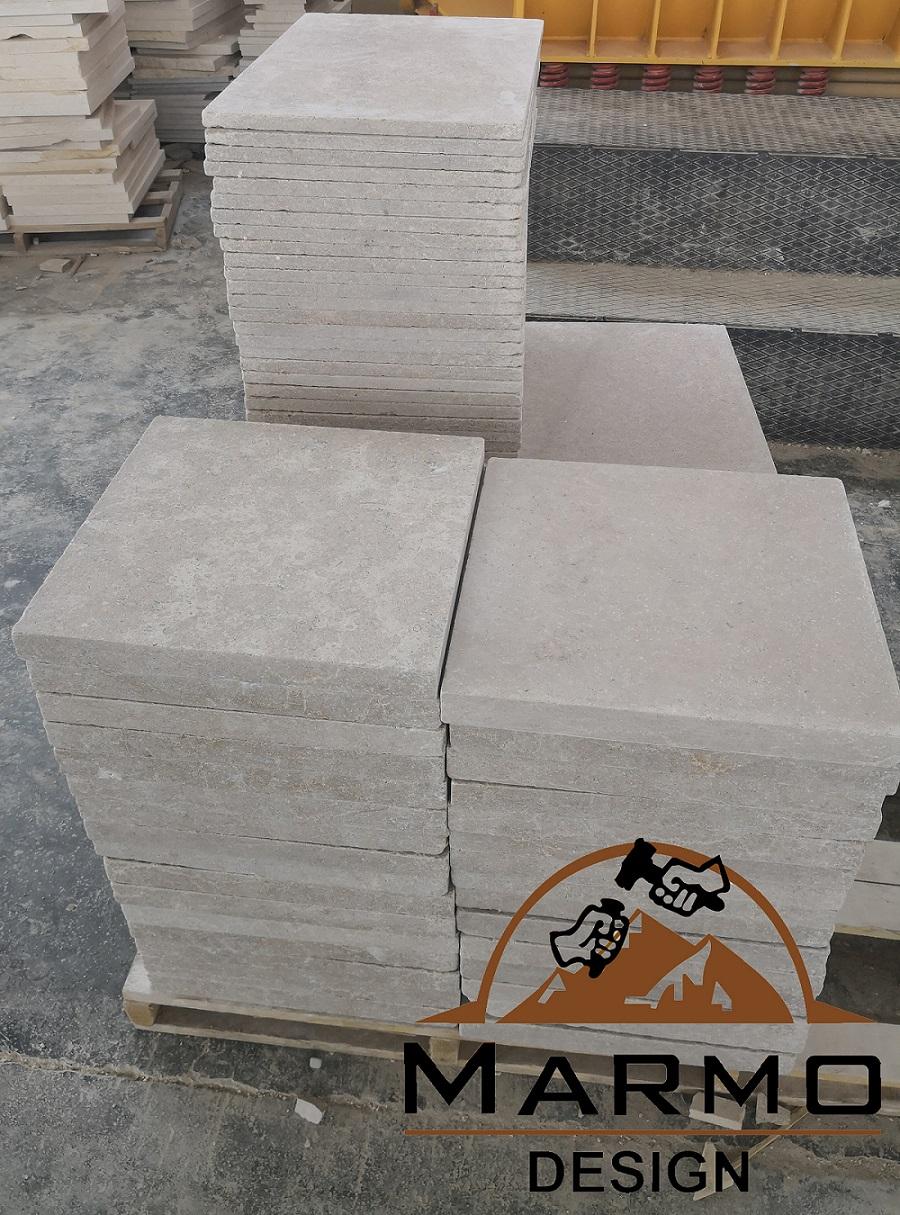 Triesta Tumbled Limestone Tiles