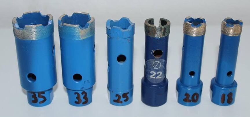 Diamond Drill Tools