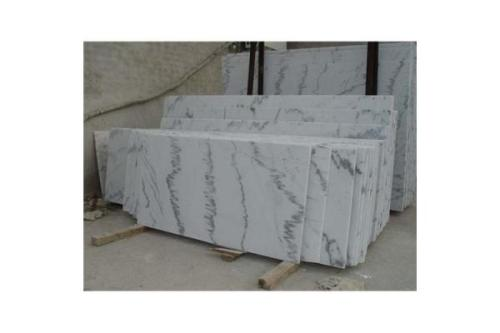 Sivec White Marble Slab