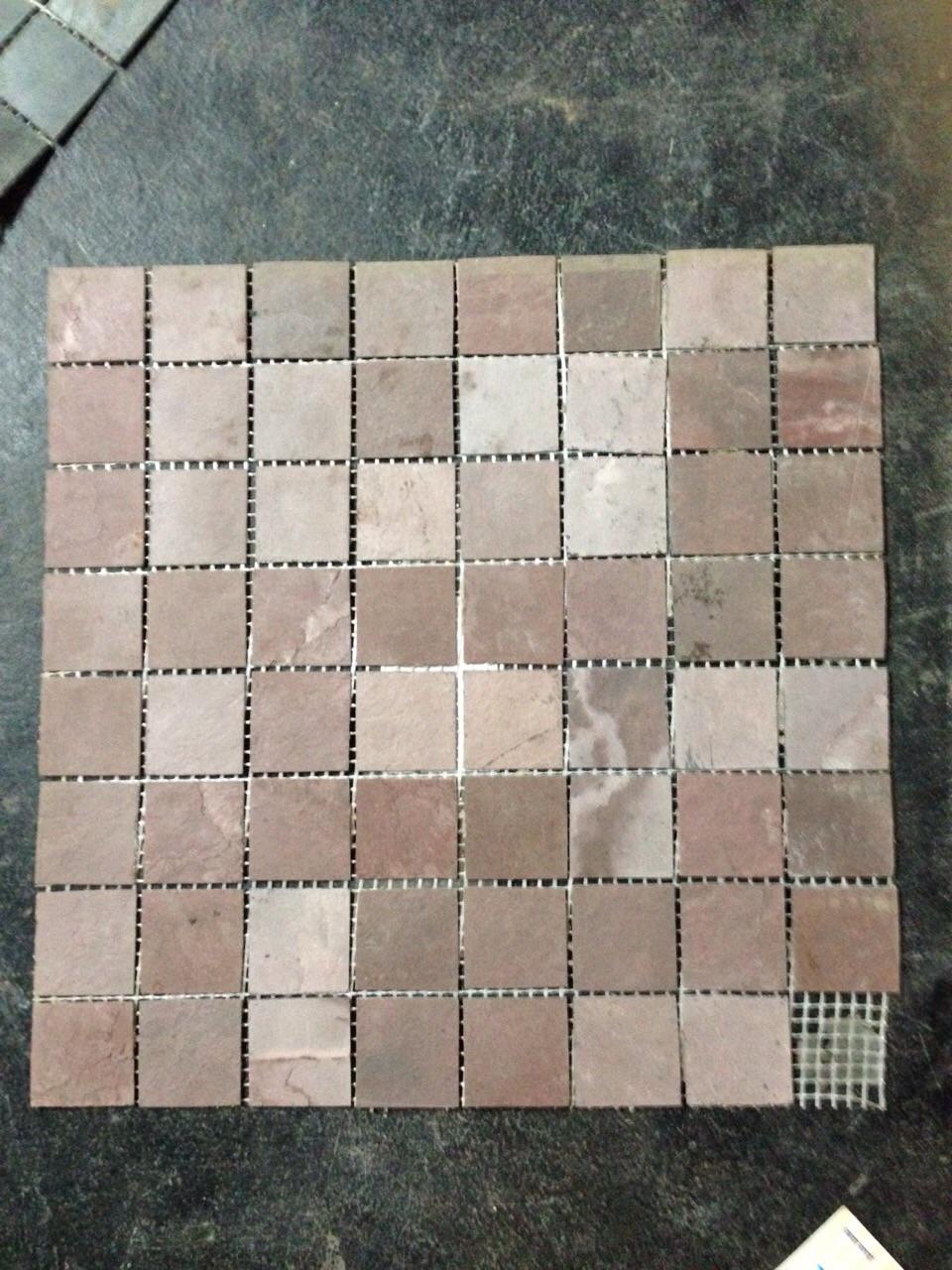 Slate Veneer Mosaic Tiles