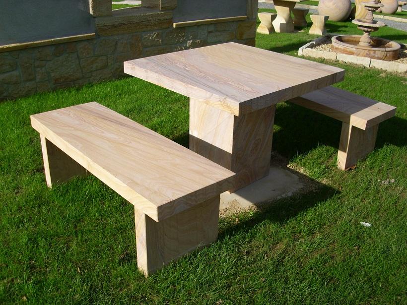 Sandstone Garden Furniture