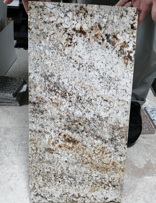 Snow Mountain Golden Hemp Granite Slabs Tiles