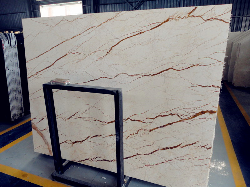Soft Gold Turkish Marble Slabs