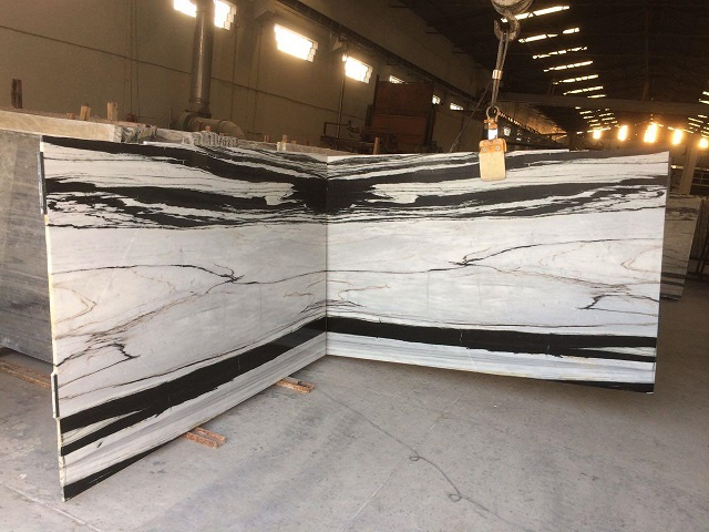 Indian Sonal White Marble