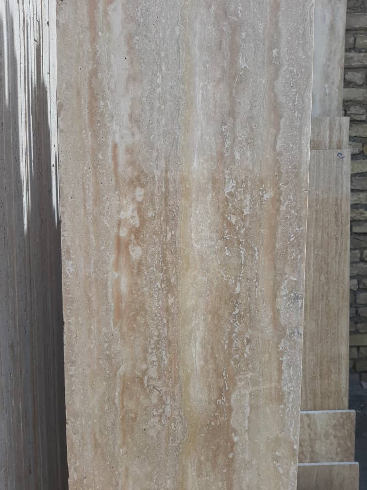 Persian light Beige Travertine