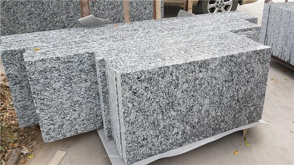 Spary White granite