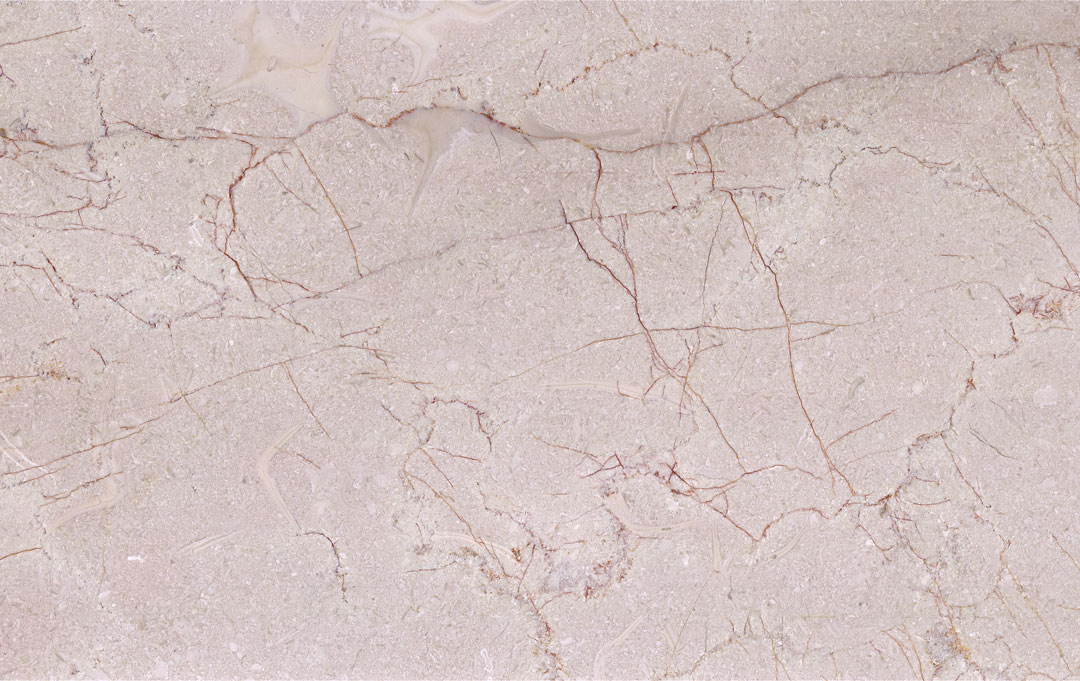 Cream Pink Abadeh Marble