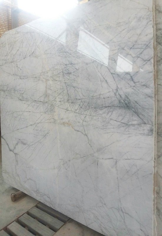 Spider marble slab